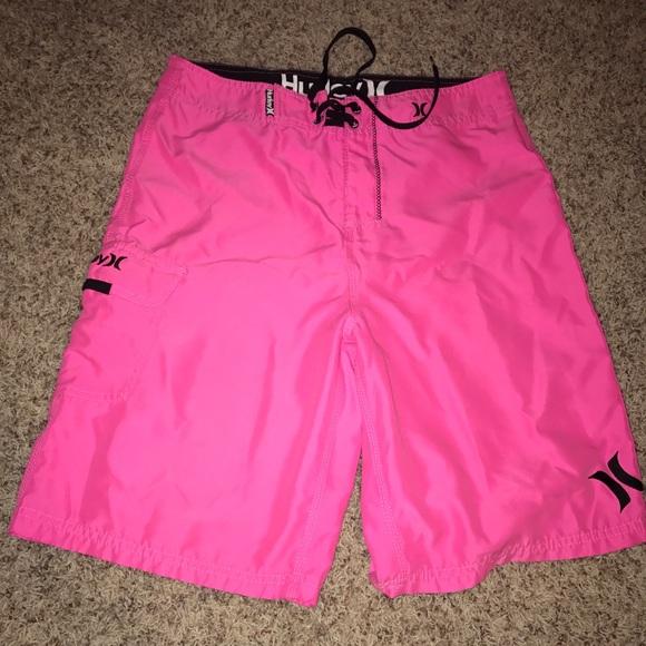 612a94aecc Hurley Boardshort - Hurley Swim Trunks - Pink. M_5ac004bf3800c5555b87d0ea